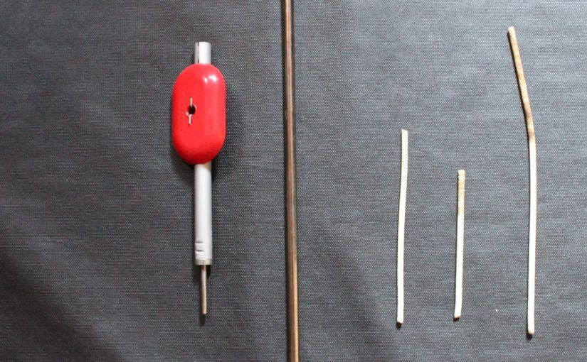 Pose d'une broche et d'un système de haubanage sur un Micocoulier malade, Montpellier (34)