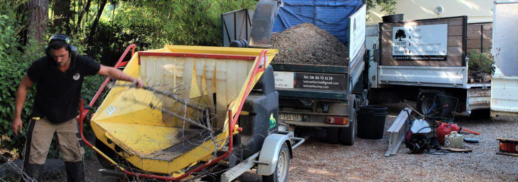 Élagage d'arbre Montpellier